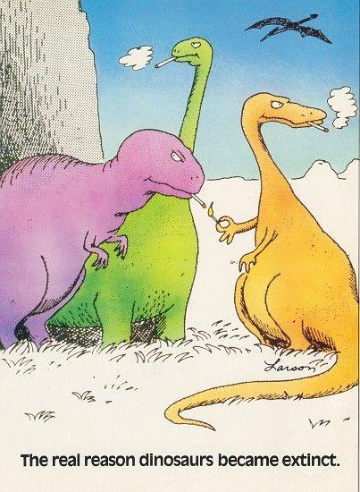extinct dinosaurs