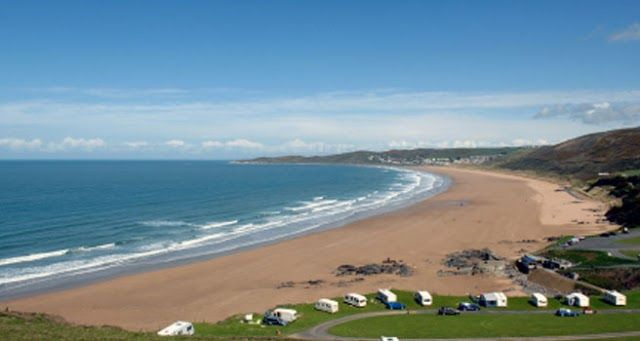 Woolacombe Sands Holiday Park   http://www.campsitechatter.com/campsites/pinboard/Woolacombe-Sands-Holiday-Park/5779562952439790689