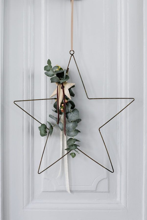 Pretty Danish Christmas inspiration from Broste Copenhagen.