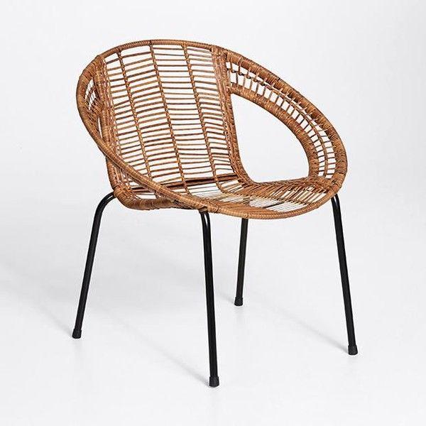 Woven Lounger Chair Target Australia