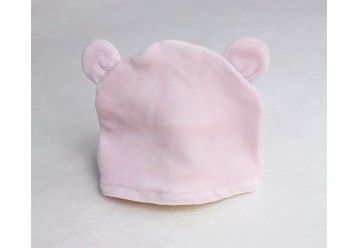 Baby hat with ears 100% ORGANIC COTTON