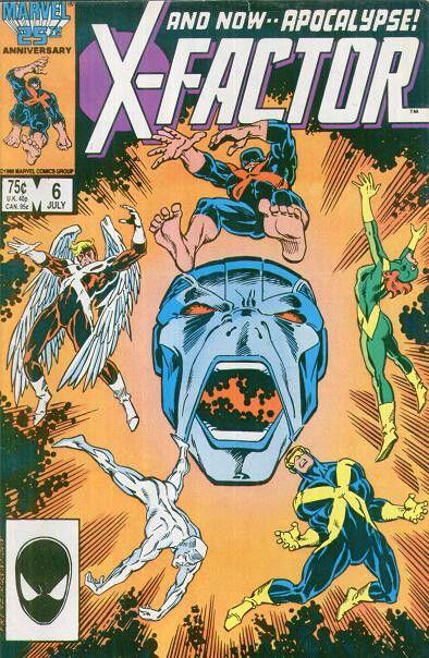 Apocalypse vs X-Factor