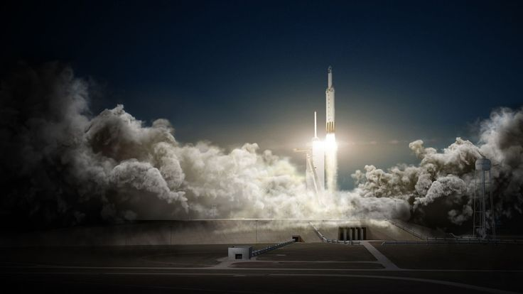 SpaceX has plans to send two private citizens around the Moon, CEO Elon Musk announced today.  It will be a private mission with two paying customers, not NASA astronauts, who approached the...