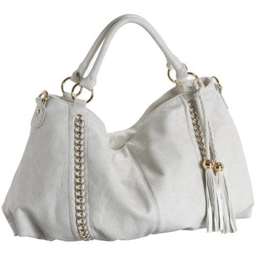 : Fabulous Bags, Bianco Miley, Miley Shoulder, Summer Bags, Melie White, Purses Handbags
