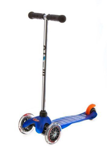 It's pricey, but the Micro Mini Kick Scooter is highly rated among weeSpring users.
