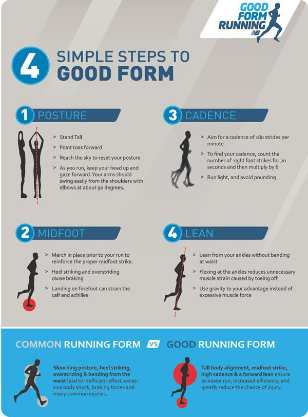 23 best Proper Running Form images on Pinterest Running - proper running form