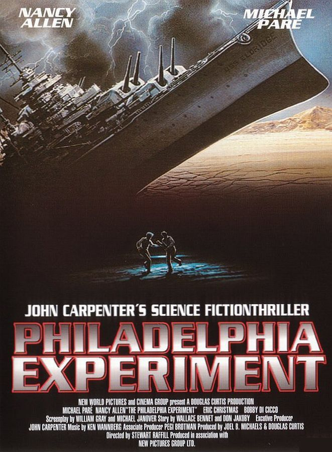 the philadelphia experiment 1984 - Google Search