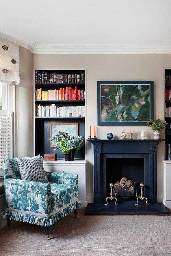 Interior Designer Nicole Salvesen Of Salvesen Graham S Idea Packed Home Victorian Interior Design Victorian Interior Trendy Living Rooms