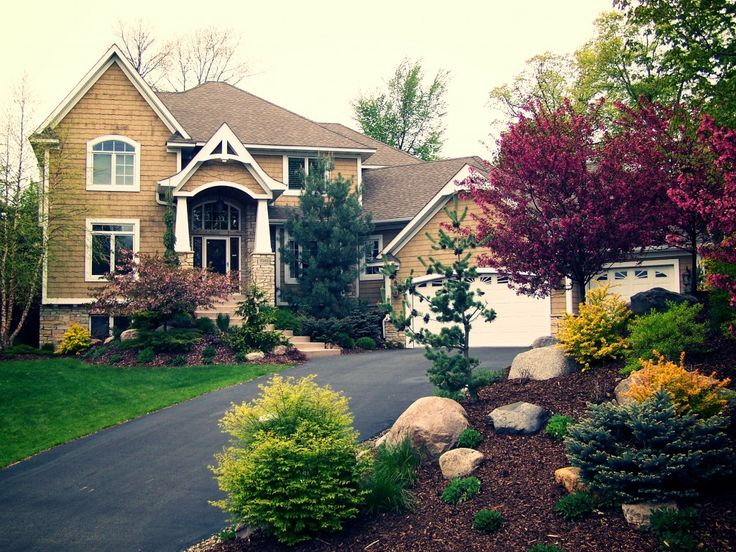 17 best images about landscape design plant combinations for Front yard landscaping plants