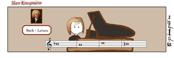 Face-Bach: Variatio XI