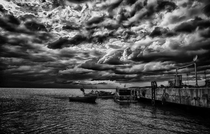 Fırtına bulutları