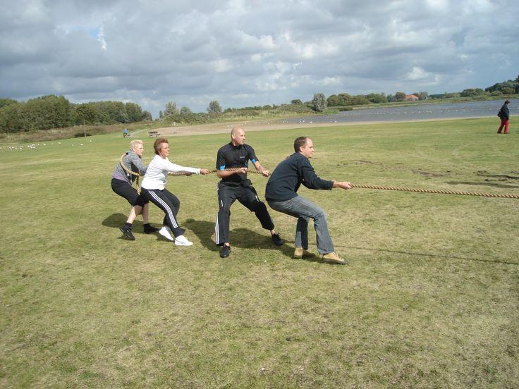 Sport en spel met onze Zeskamp!