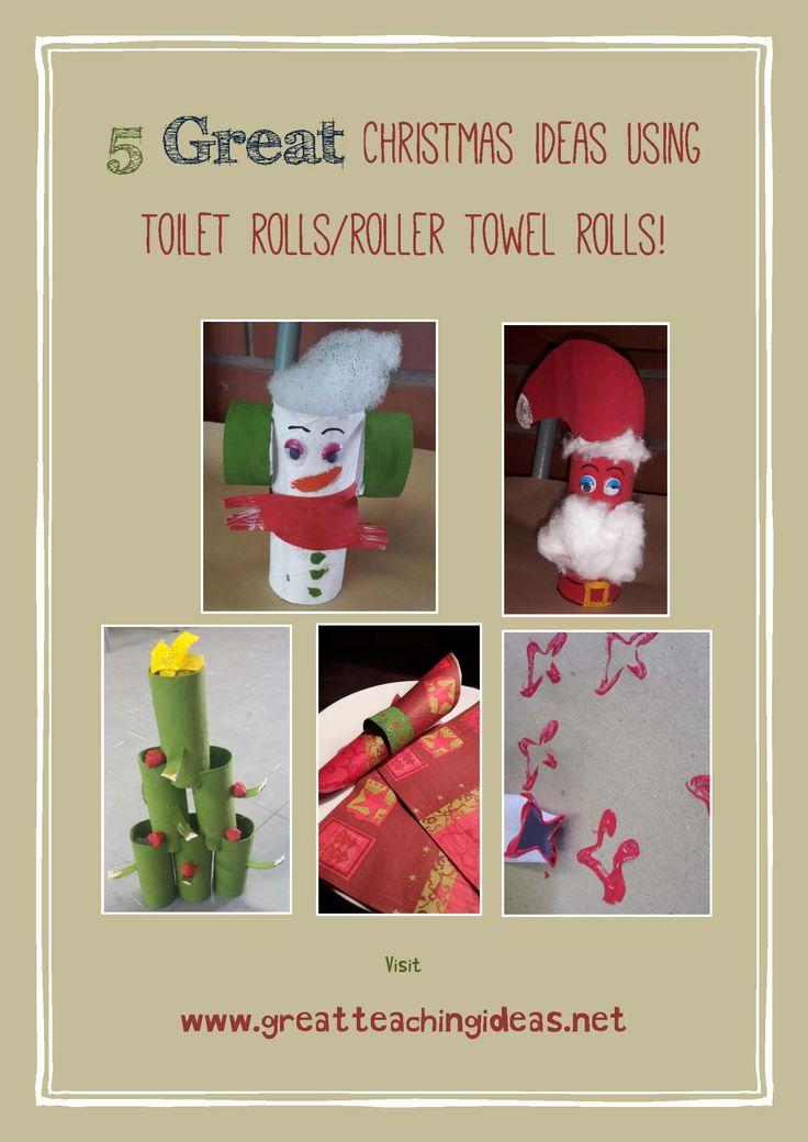 www.greatteachingideas.net Holiday fun! Creative Christmas art!