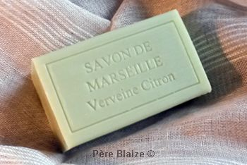savon VERVEINE - CITRON  - Père Blaize