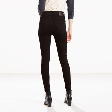 Levi's Mile High Super Skinny Jeans - Women's 24x30