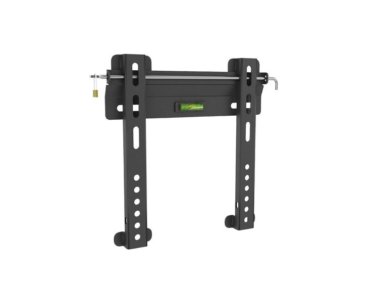 Sonax E-0056-MP Flat Panel Wall Mount for 18-Inch to 32-Inch Television. Holds up to 22-kilogram/50-pound. Fits most 18-inch to32-inch tv's. Low profile of only 1.9-centimeter from tv to wall. Built in leveling and locking system. Vesa mounting up to 200 by 200.