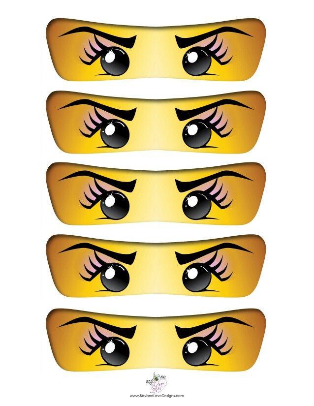 222 best images about lego ninja printables on pinterest