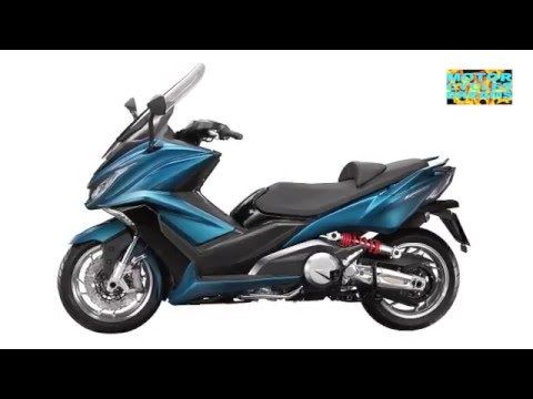 2017 new #Kymco #K50 #Concept preview photos & details - YouTube