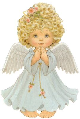 ♡ Point das Fofurices ♡: Anjo da Guarda