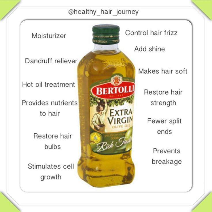 Olive oil. Olive oil hair, Healthy hair journey, Hot oil