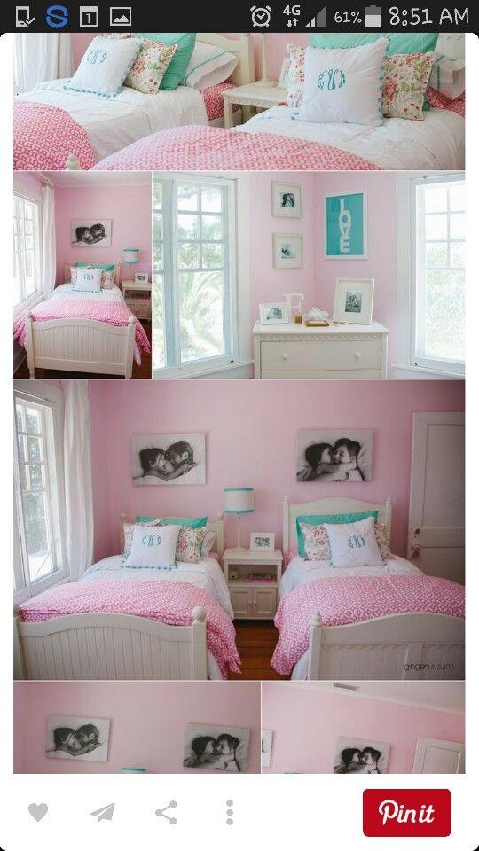 49 best Navy blue & pink bedroom ideas images on Pinterest ...