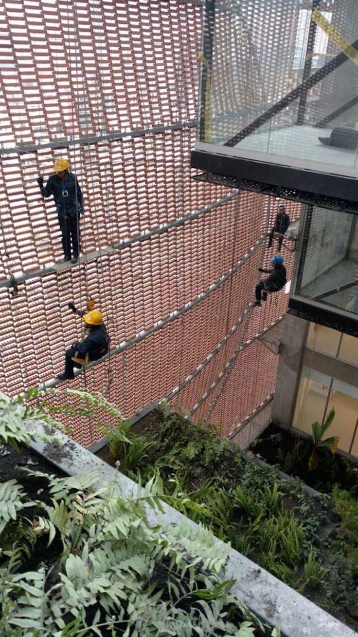 Fundación Santa Fe de Bogota's Brick Reprieve