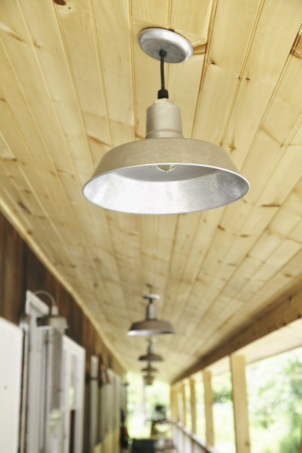 Lighting For Covered Porches Barn Lighting Outdoor Pendant Lights Lighting Inspiration