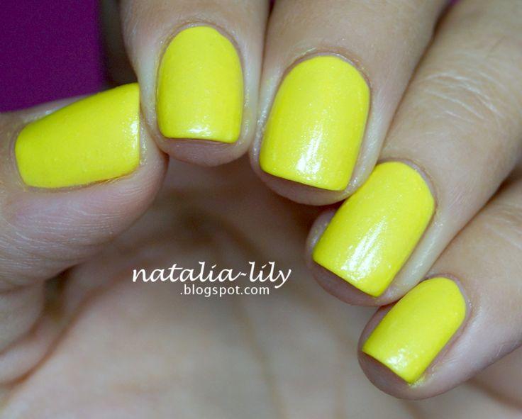 natalia-lily: Beauty Blog: One! Colour Exclusive nr 64 (Allepaznokcie)
