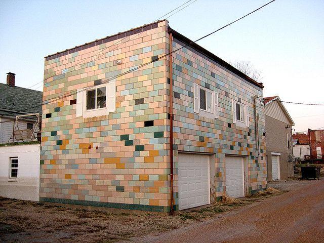 Glazed Cinder Blocks : Glazed cinder block tile pinterest ravenna