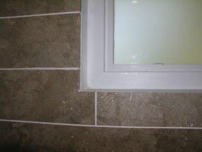 Waterproofing A Shower Window P1010011 Jpg Home