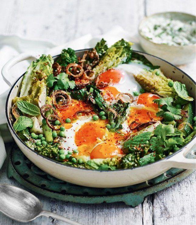 15 Shakshuka Recipes for Breakfast or Dinner via Brit + Co