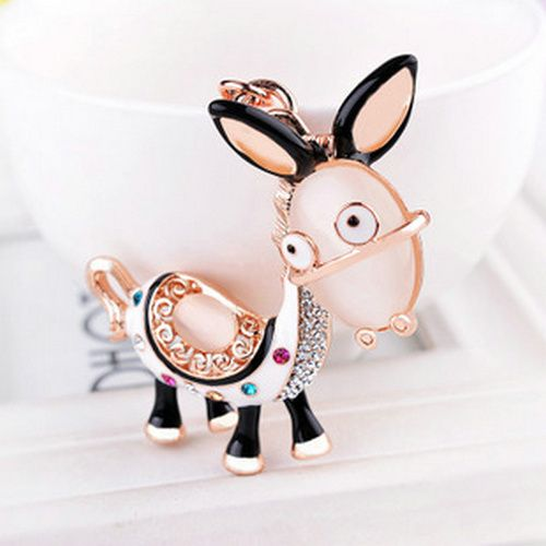 Llaveros Keyrings Quality Gold Plated Rhinestone Enamel Little Donkey Penadnt Keychains Novelty Item Jewelry For Women     Tag a friend who would love this!     FREE Shipping Worldwide     Get it here ---> http://jewelry-steals.com/products/llaveros-keyrings-quality-gold-plated-rhinestone-enamel-little-donkey-penadnt-keychains-novelty-item-jewelry-for-women/    #cheap_earrings