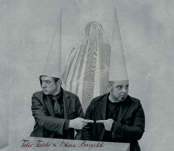 Teho Teardo and Blixa Bargeld - Still Smiling
