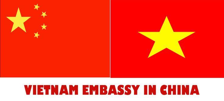 L' ambassade du Vietnam en Chine - https://vietnamvisa.gouv.vn/ambassade-du-vietnam-en-chine/