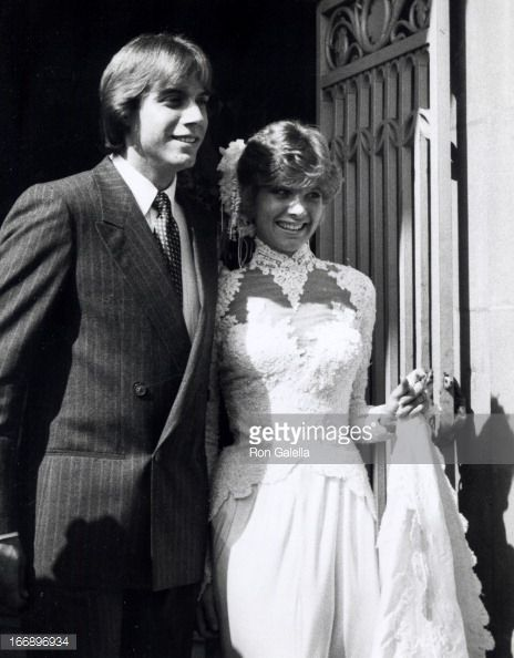 Gabriel Ferrer and Debby Boone married in 1979