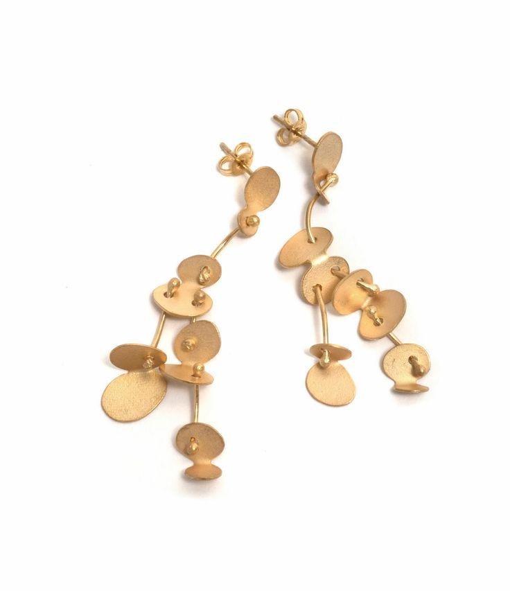 Parts Of Four Plate earring - Metallic suWK3RE