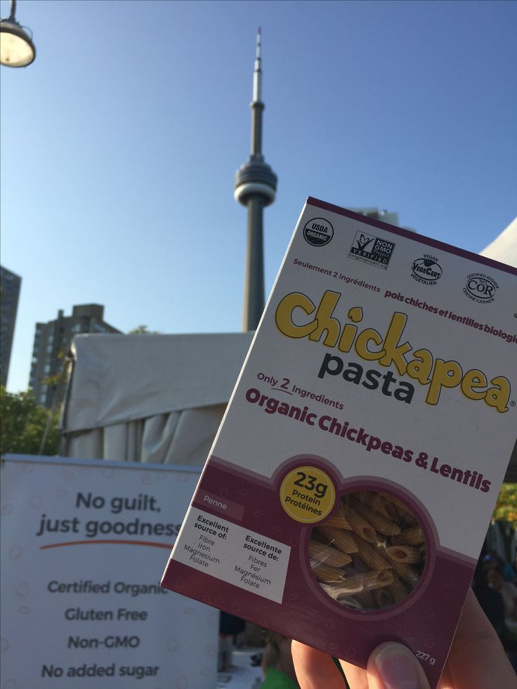 Chickapea Pasta takes on Toronto #Veg-Fest #Chickpea the pasta made with ONLY two ingredients #Organic #Chickpeas and #Lentils that's it!!!