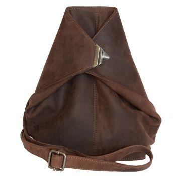 Alberta Fine Leather | Bison Backpack