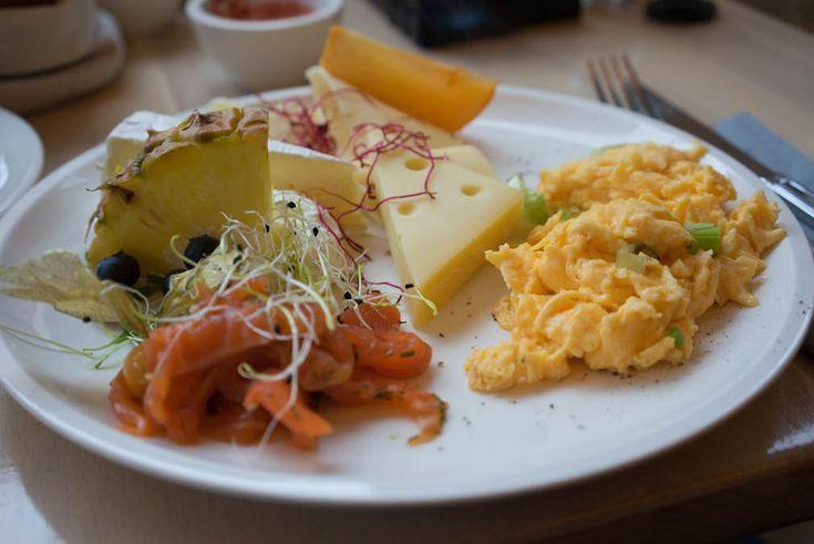 Immer auf der Suche nach einem tollen, ausgefallenen Frühstück, hat mein Weg mich ins Netzer im Stuttgarter Westen geführt.