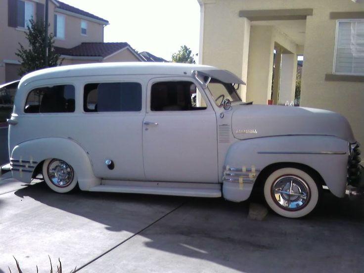 1950 suburban.