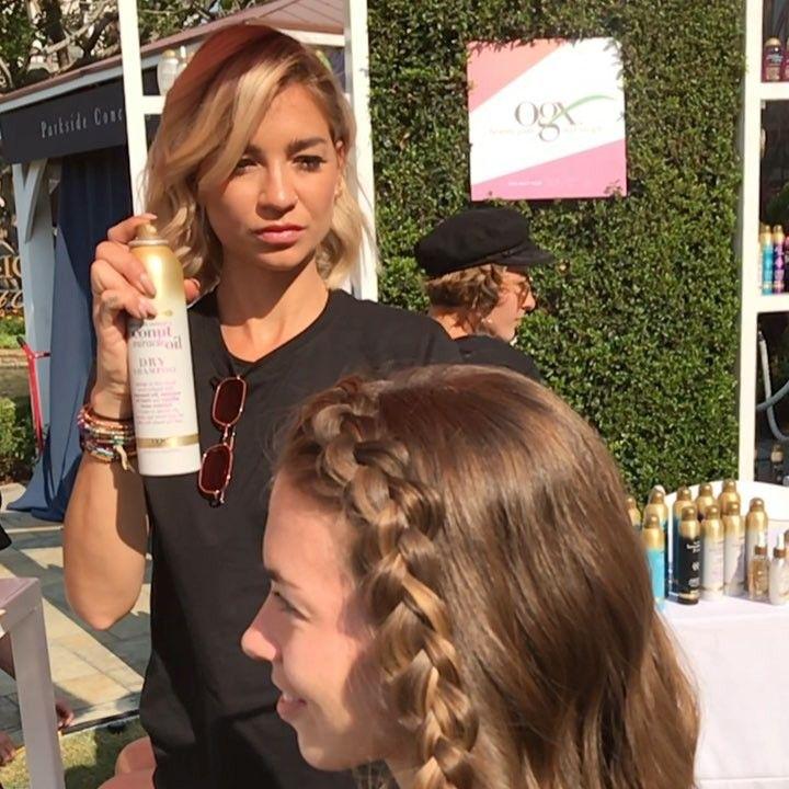 The Ogxbraid Bar Strikes Again Oa Hairstyle Pinterest