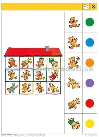 Logico Primo Hry na koncentráciu - autokorektívne karty