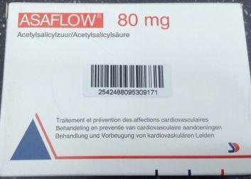 preventie hart en vaatziekten: Asaflow