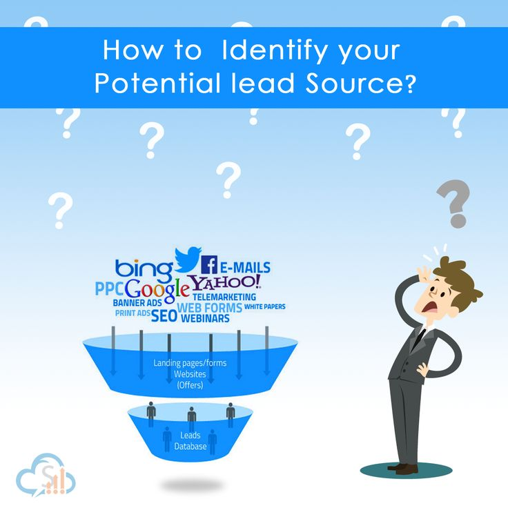 Lead tracking is a vital aspect of sales process. You need to recognize, which lead sources are best and giving you more and more revenue.