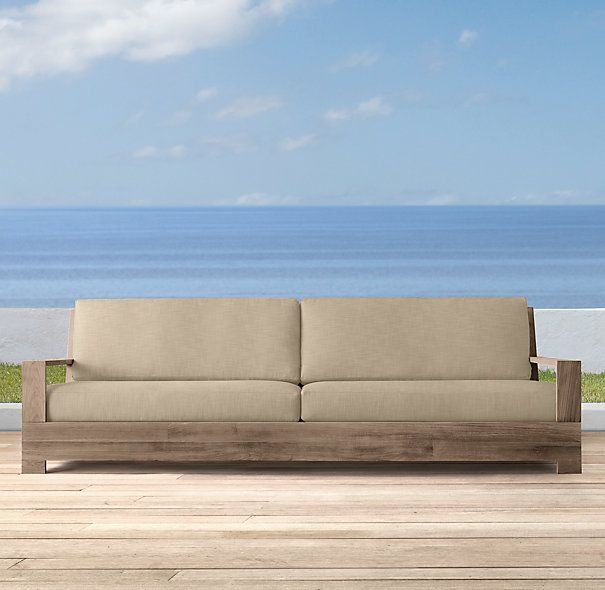101 Belvedere Luxe Sofa Cushions Outdoor Furniture