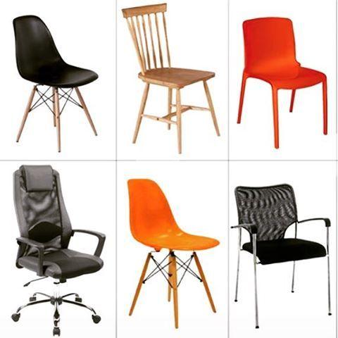 12 best sillas para tu hogar dormitorio u oficina images for Sillas de dormitorio