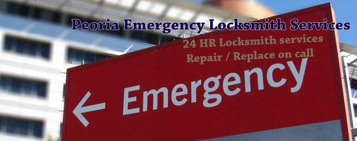 Our Peoria Locksmith servicesare offered to you by highly qualified and skilled locksmiths.