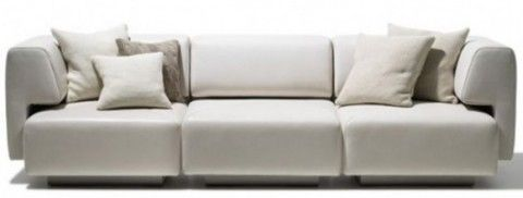 DS-2410 Modern Leather Sofa Furniture by Peter Maly1