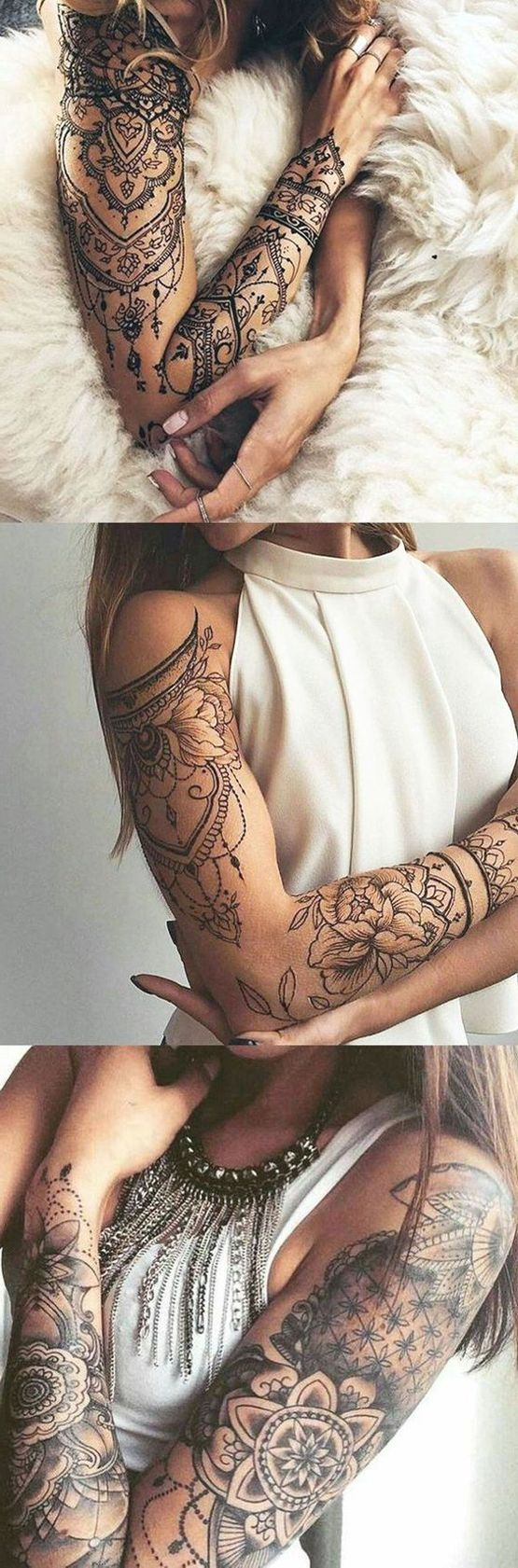 43 Half sleeve tattoos for women trend on 2018