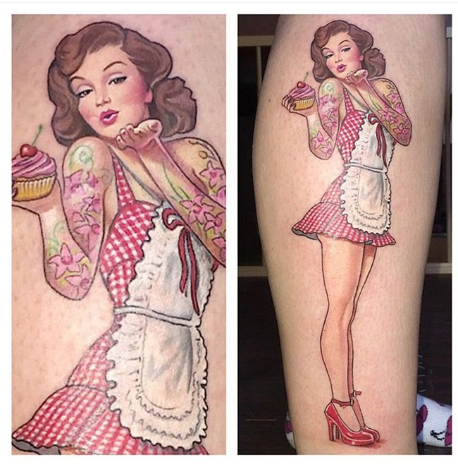 Les superbes Pin Up de David Corden | Inkage